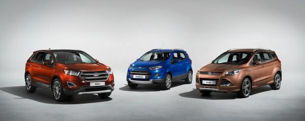 Ford, Frankfurt'ta SUV atağına geçecek