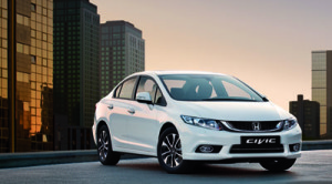 Honda Civic Sedan 56 bin 990 TL'den başlıyor