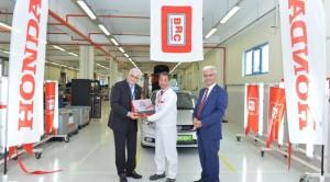 Civic'lerin LPG dönüşümü artık Honda Fabrikası'nda
