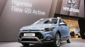 Hyundai i20 Active Dünyaya Tanıtıldı