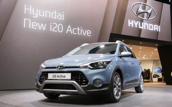 Hyundai i20active