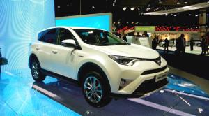 Yeni Toyota RAV4 Hybrid Frankfurt'ta Tanıtıldı