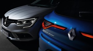 Renault Megane Frankfurt'ta Boy Gösterdi