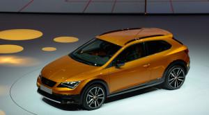 Seat Frankfurt'ta Leon Cross Sport'ı tanıttı