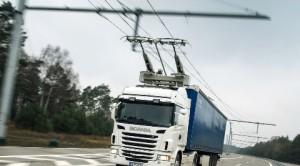 Scania Elektrikli Kamyon Testlerine Başlıyor