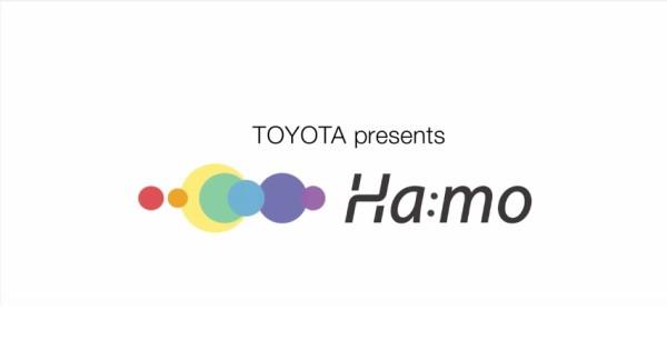 Toyota Presents: Ha:mo Concept