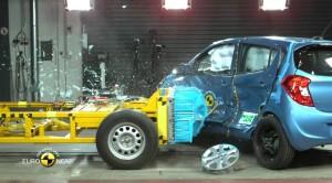 Opel Karl Euro Ncap Crash Test