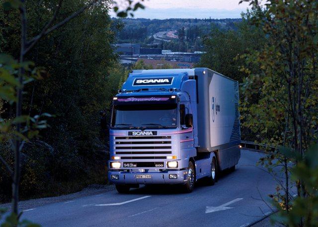 Scania 3 serisi