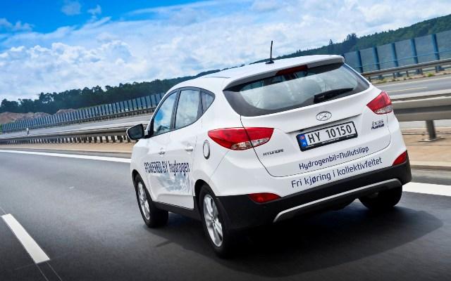 Hyundai ix35 Fuel Cell  (1)