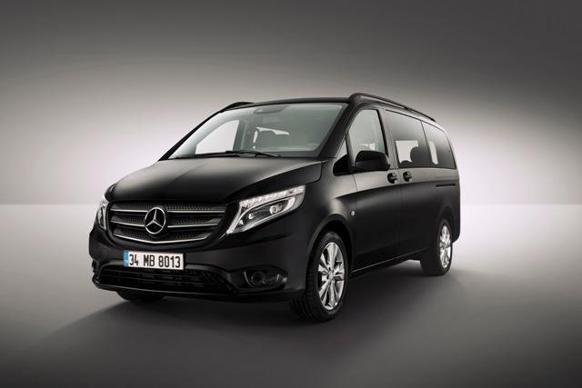 Mercedes-Benz Yeni Vito Select Plus (1)