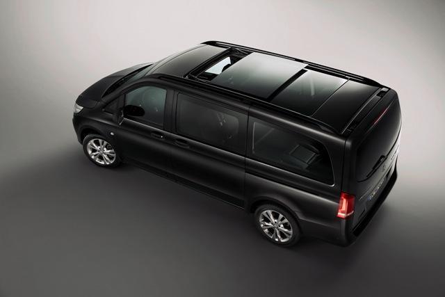 Mercedes-Benz Yeni Vito Select Plus  (2)