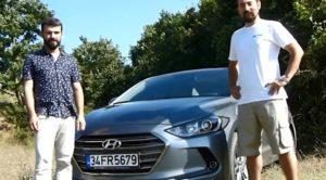 Hyundai Elantra 1.6 CRDi Elit Sürüş İzlenimi