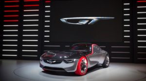 Opel GT Concept 2016'nın En iyi Konsept Otomobili Seçildi