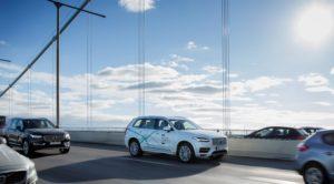 Volvo Cars ve Uber, en yeni otonom sürüş teknolojileri geliştirecek