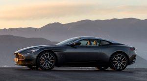 Aston Martin DB11 Eylülde Türkiye'de