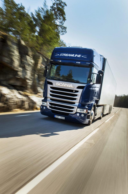 Scania'dan Sıfır Faiz Fırsatı