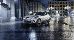 Toyota C-HR Tüm Detayları Paris Motor Show'da Sergilendi