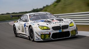 BMW M6 GT3 Track Test with DTM Driver Martin Tomczyk