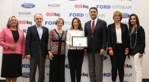 Ford Otosan'a KAGİDER'den Fırsat Eşitliği Modeli Sertifikası