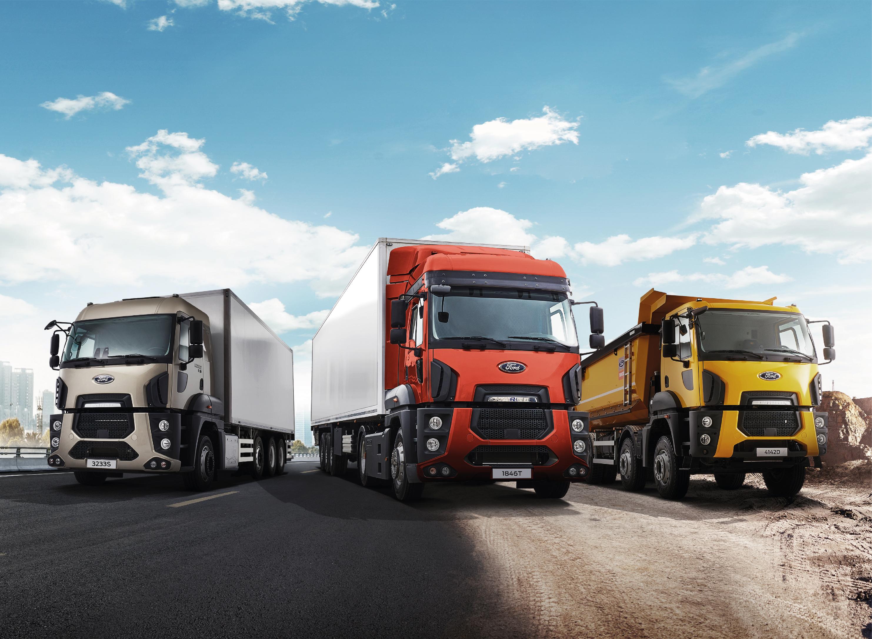 Ford Trucks Kazanç Üssü'ne Gelenler Kazanacak