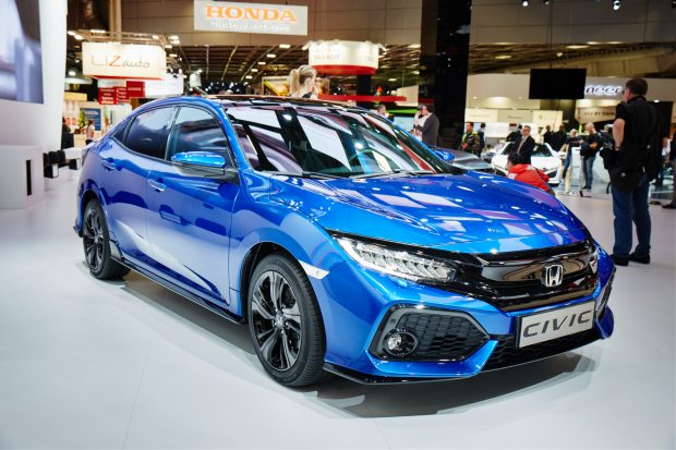 İlk otomobilini 1997'de üretmeye başlayan Honda Türkiye Fabrikası'nın gururu Civic Sedan, Avrupa'da ilk kez Paris Motor Show'da Hondaseverlerle buluştu.