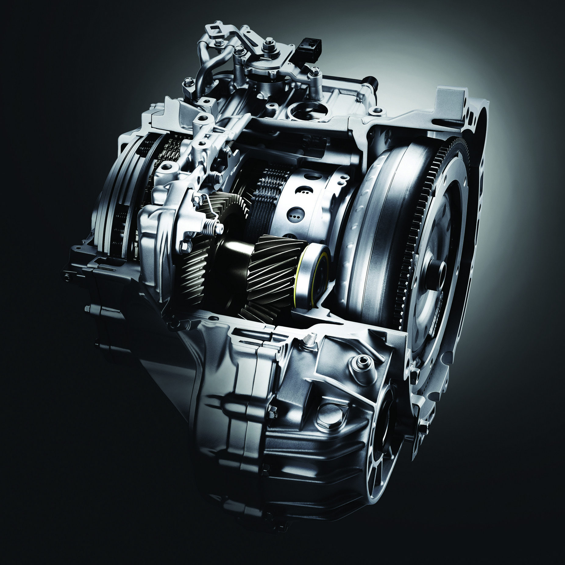 Kia's 8-Speed FWD Automatic Transmission