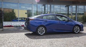 Toyota Yeni Nesil Prius ile Sıfır Emisyon Hedefine Adım Adım İlerliyor