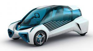 Toyota Otomobil Teknolojisinde Geldigi Noktayı Paris'te Sergileyecek