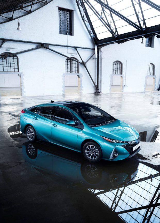 Toyota, 1-16 Ekim tarihleri arasında düzenlenecek Paris Motorshow'da, gelecekteki vizyonunu ve orta vadedeki hedeflerini gösteren modellerini sergileyecek.