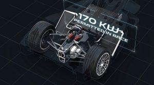 Renault's electric car Formula E: Renault Z.E 15