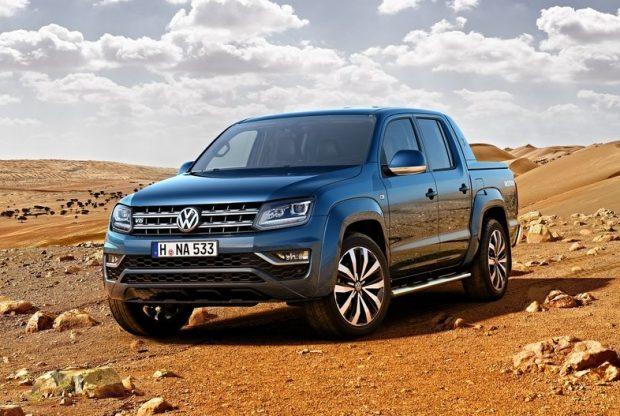 Volkswagen'in pick up modeli Amarok, değişen motoru ve tamamen yenilenen iç tasarımıyla 139 bin 950 TL'ye tüketicilerle buluşuyor.