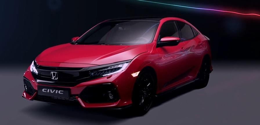 Tüm Detayları ile Honda Civic Hatchback