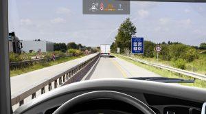Continental, IAA'da Baş Üstü Gösterge Ekranını Tanıttı