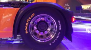 Goodyear'ın Prototip Kamyon Lastikleri Super Fuelmax IAA'da Tanıtıldı