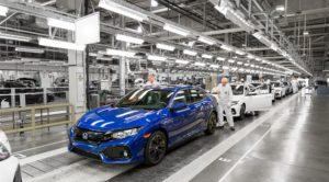 Yeni Honda Civic Sedan Nasıl Üretiliyor?