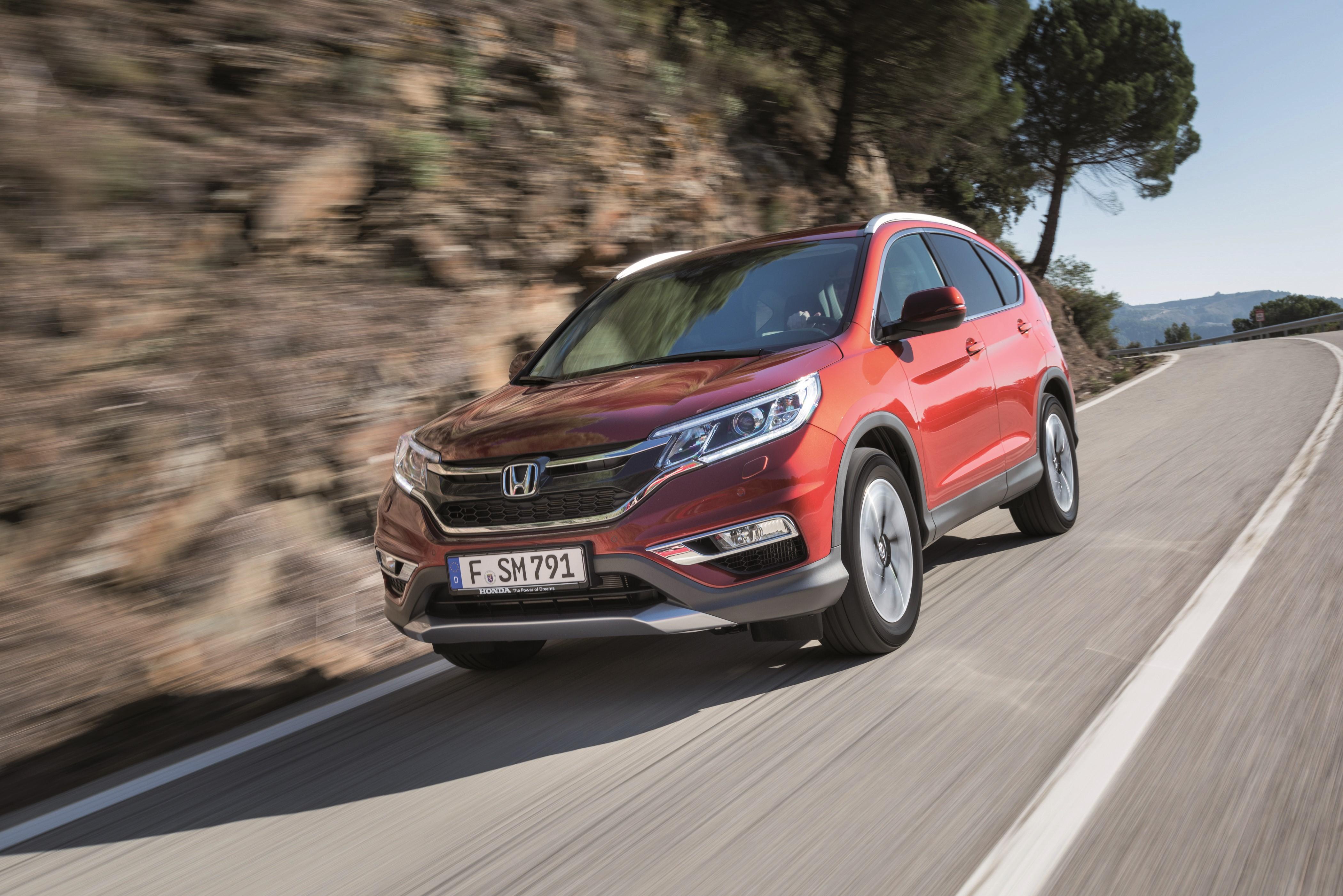 Honda'dan Jazz ve CR-V 4×4 Dizel Otomatikte Ekim Fırsatları