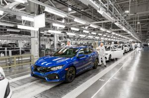 Honda of the UK Manufacturing