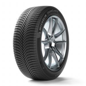 Michelin, Paris Motor Show'da iki yeni lastiği Michelin Crossclimate+ ve Michelin Pilot Sport 4S'i tanıttı.