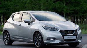 5'inci nesil Nissan Micra Paris Motor Show'da Ortaya Çıktı