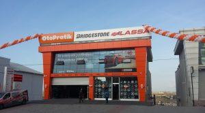 Brisa'nın Araç Bakım Merkezi Otopratik'in Yeni Mağazası İstanbul Arnavutköy'de