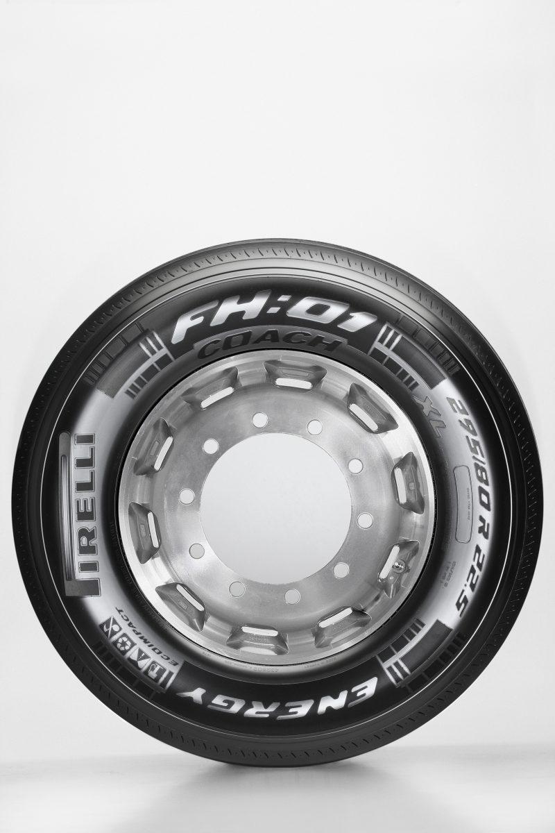 Pirelli Şehirlerarası Yolcu Taşımacılığında Konfor ve Güvenliği Artırmayı Hedefliyor