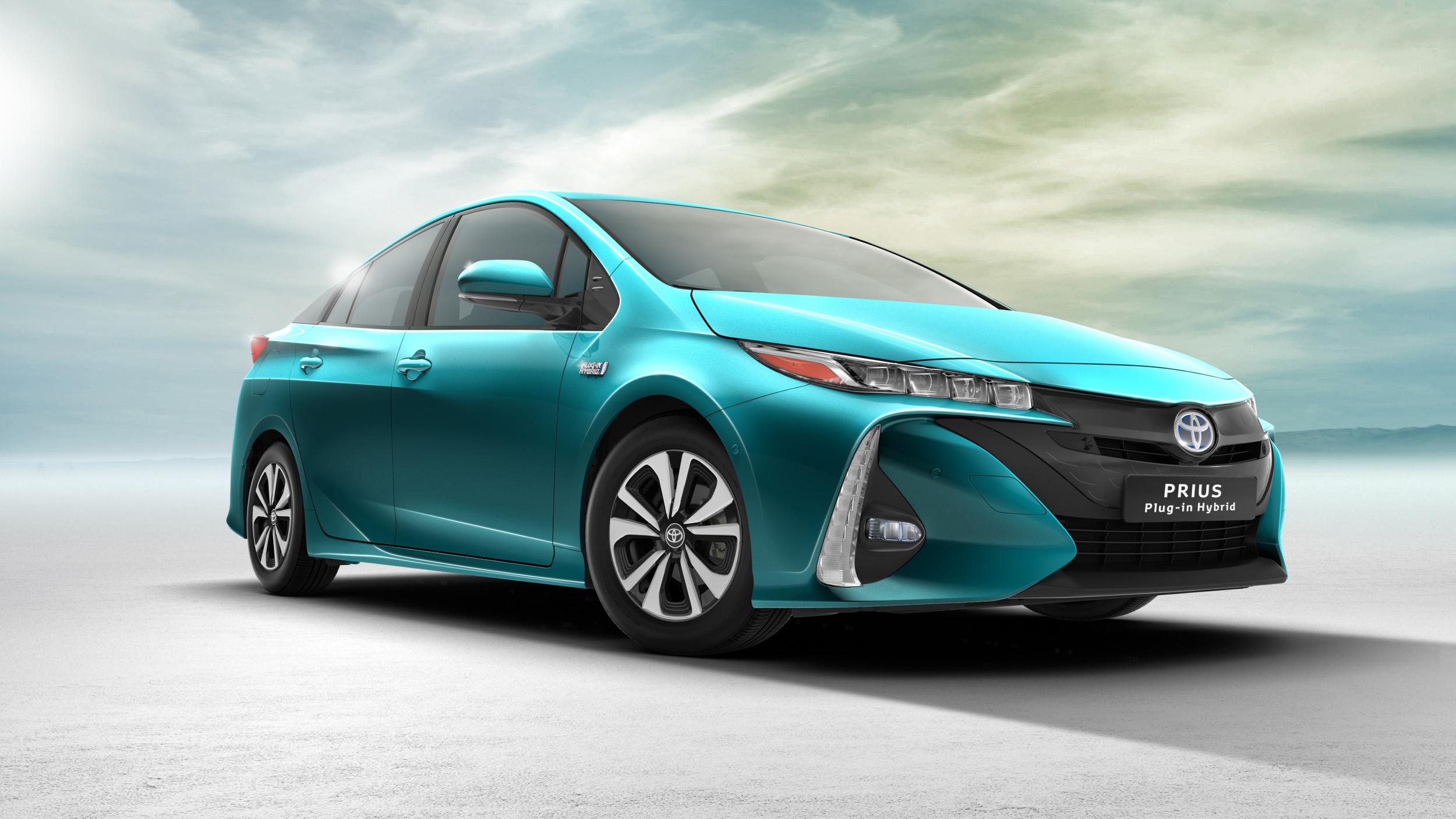 Toyota'nın Avrupa'daki Hibrit Araç Satışları Geçen Yıla Oranla Yüzde 45 Arttı
