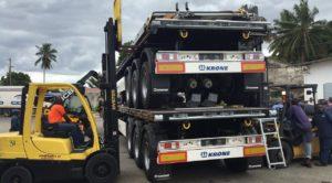 Krone Türkiye, Ürün İhraç Ettiği Ülkelere Tanzanya'yı da Ekledi