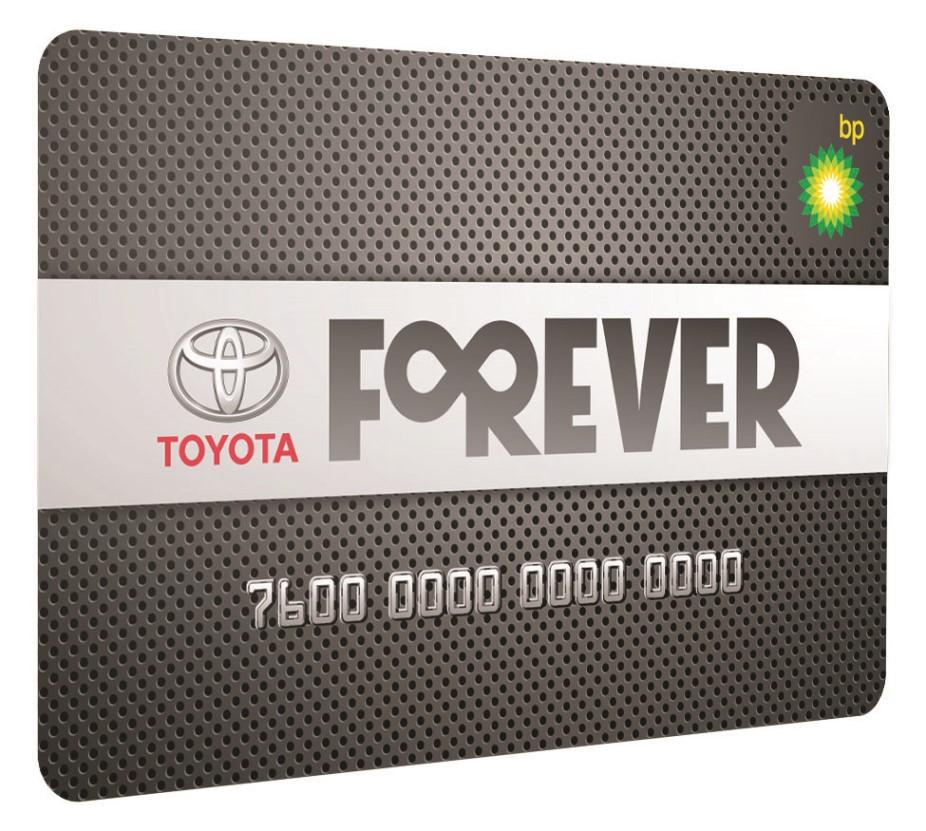 Toyota Forever Kart'a Sahip Olanların Sayısı 300 Bine Ulaştı