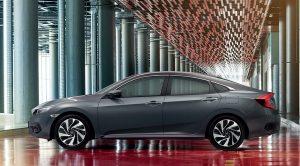 Honda Civic Sedan'ın Fiyatları Belli Oldu
