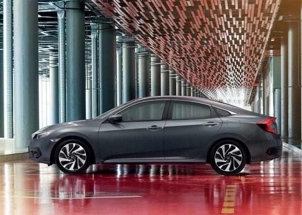 Türkiye'de satışına başlanan yeni Honda Civic Sedan 1.6, manuel ve otomatik şanzıman, benzinli ile benzin/LPG seçenekli modellerinin fiyatları belli oldu.