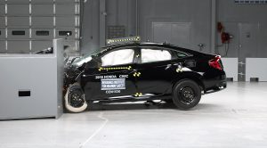 2016 Honda Civic Sedan Crash Test