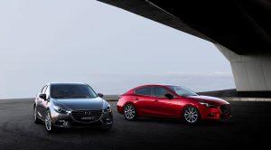 2017 Mazda3 Sedan & Hatchback