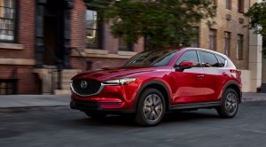 Mazda introduces new CX-5 at Los Angeles Auto Show