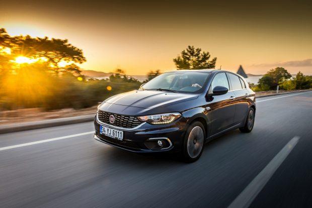 Fiat Egea'nın 1.6 lt dizel ve 6 ileri çift kavramalı otomatik şanzımanlı versiyonu, 76 bin 900 TL'lik fiyat ve 5 yıl/100 bin garantisi ile satışa sunuldu.